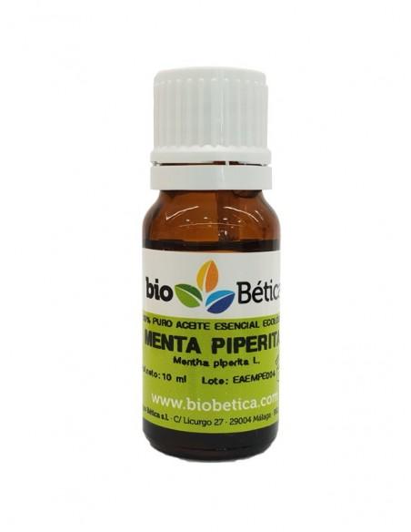 aceite esencial menta piperita bio 10cc