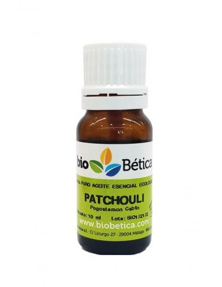 aceite esencial patchouli bio 10cc