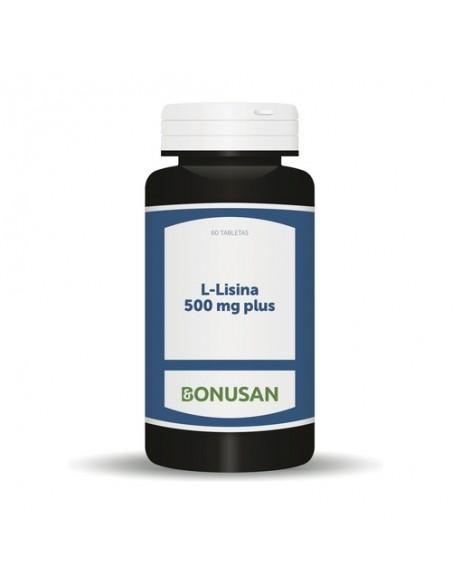 L-Lisina Bonusan 500mg plus