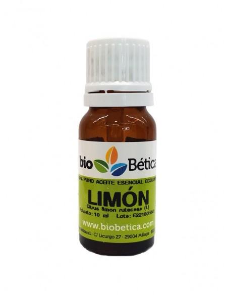 aceite esencial limon bio 10cc