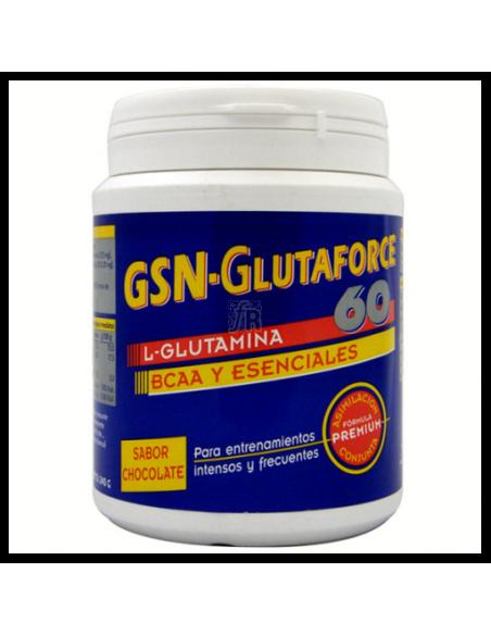 GSN-GLUTAFORCE 60 - 240grs.