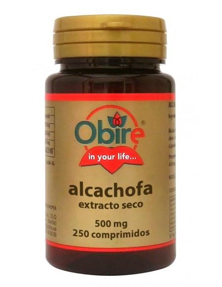 alcachofa extseco 500mg 250comp