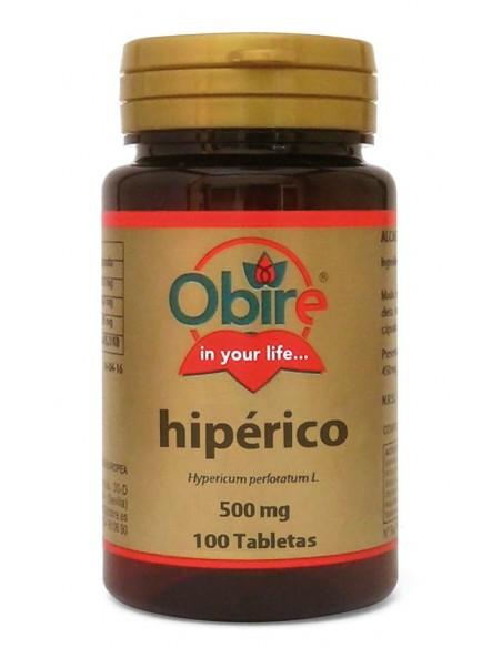 hiperico 375 mg 100 comp