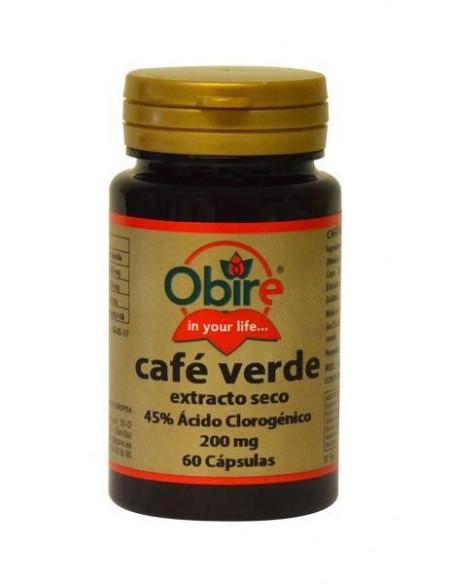 cafe verde ext seco 200mg 60 caps
