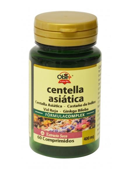 centella asiatica complex 400mg 60comp