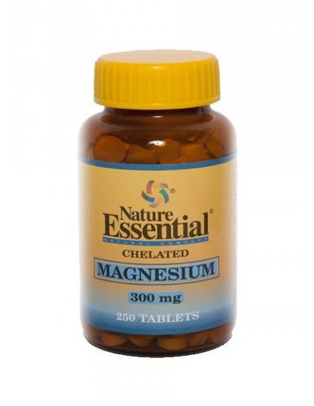 ne magnesio quelado 300 mg 250 comp