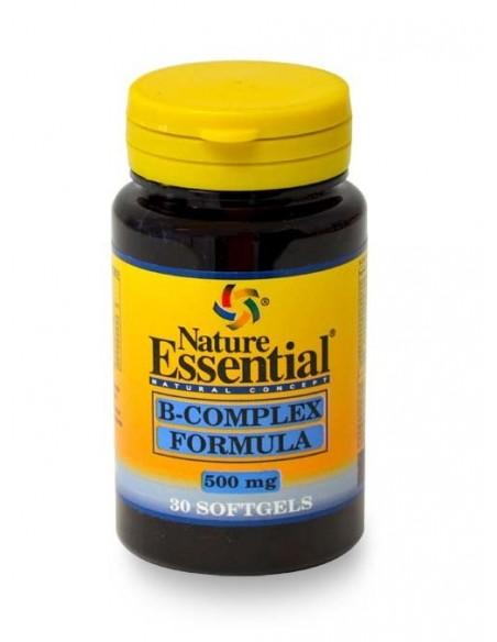 ne b complex formula 500 mg 30 perlas