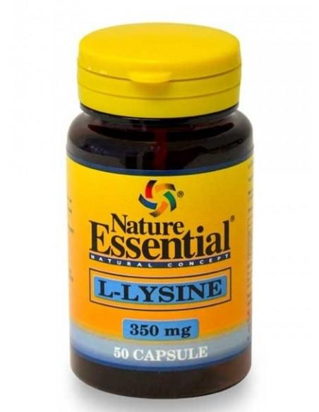ne l lysina 350 mg 50 caps