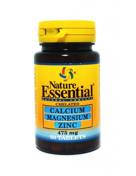 ne calcio magnesio zinc 520 mg 50 comp