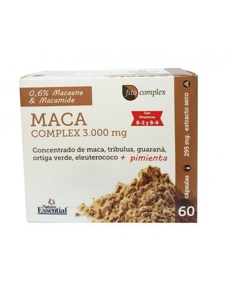 ne maca complex 3000 mg 60 caps