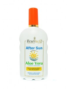 after sun aloe y plantas 200 ml