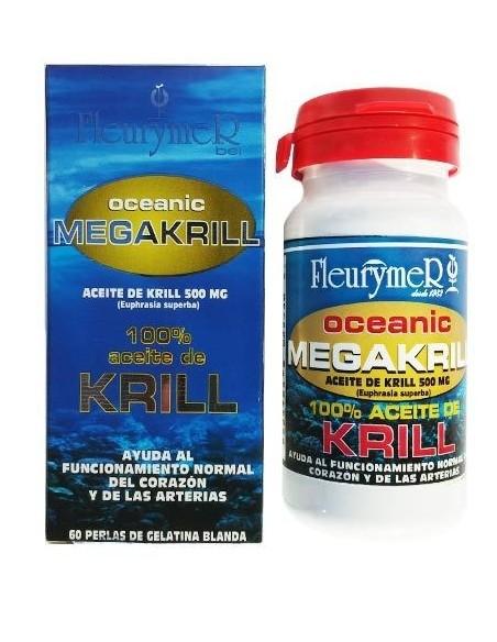 megakrill 100 aceite de krill 60 per 500mg megakrill