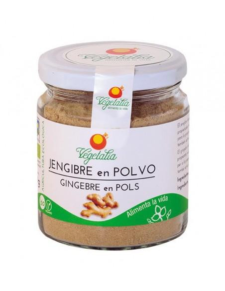 jengibre en polvo bio ccpae 80 g