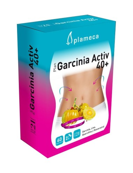 garcinia activ 40 plus 60 caps