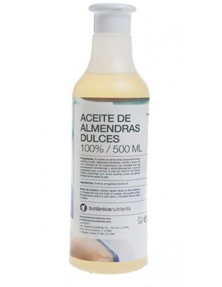 aceite de almendras dulces 500ml dosif