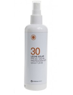 leche solar adulto 30plus 250ml