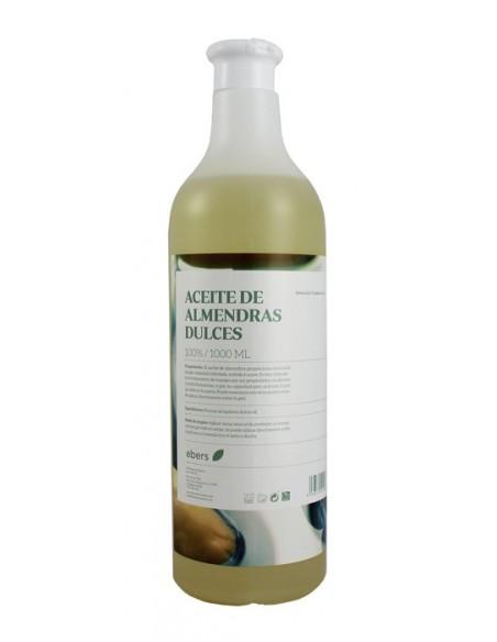 aceite de almendras dulces 1 l