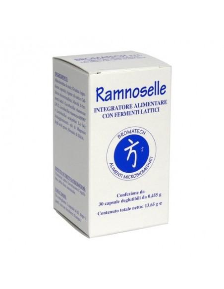 RAMNOSELLE BROMATECH 30 cap
