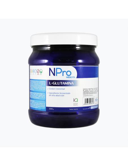 Npro L-Glutamina 300g