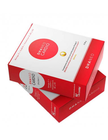 DHAneo Cardio 30 perlas (Omega 3)