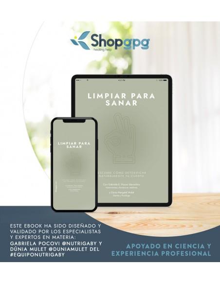 LIMPIAR PARA SANAR - DETOX Y...
