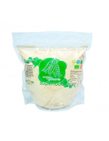 proteina de guisante bio 1000 gr