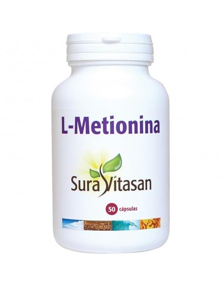 L-Metionina  50 cápsulas
