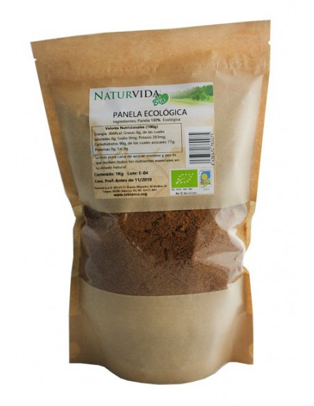 azucar panela bio 1000 gr