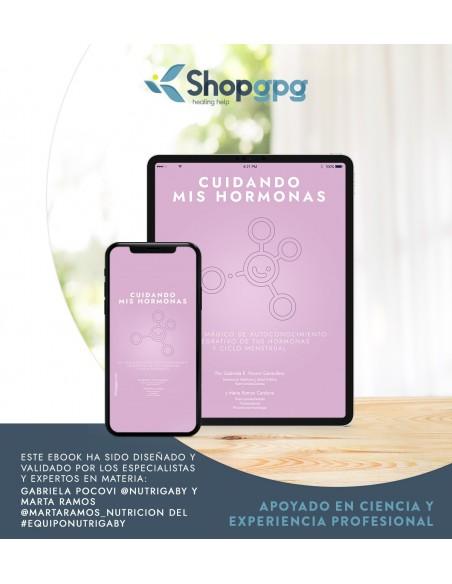 CUIDANDO MIS HORMONAS - EBOOK