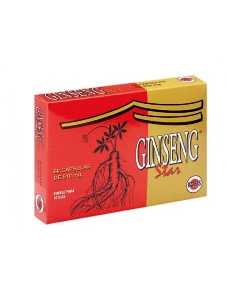 ginseng star 60 caps 500mg