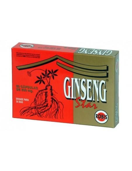 ginseng star 30 caps 500mg