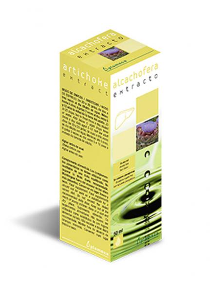 alcachofera extracto 50 ml