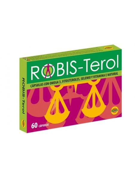 robisterol 60 cap 507mg