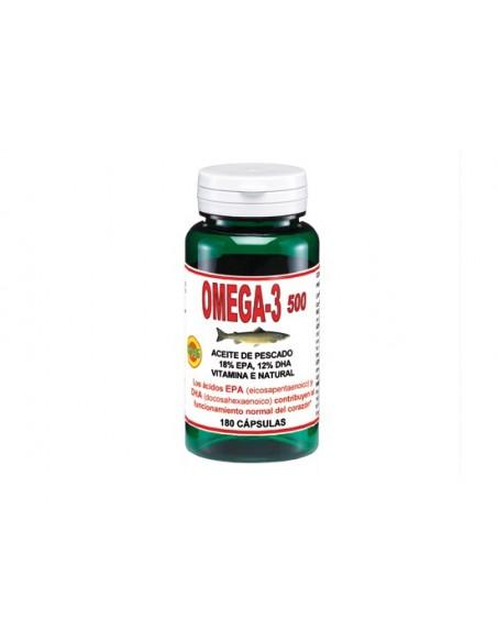 omega 3 500 180 caps 500mg