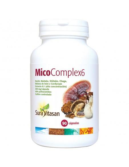 Mico Complex 6  90 cápsulas
