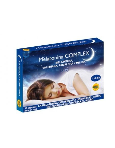 melatonina complex 19mg 30caps