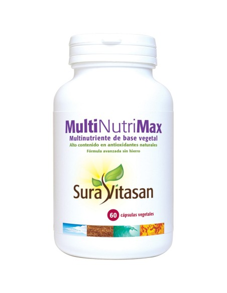 MultiNutriMax  60 cápsulas
