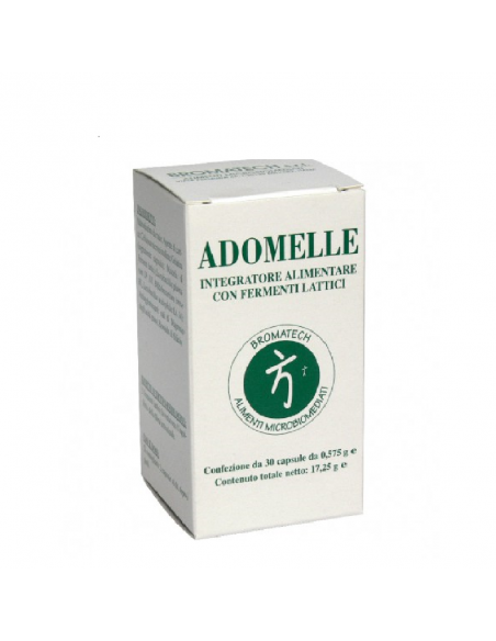 ADOMELLE BROMATECH 30 cápsulas