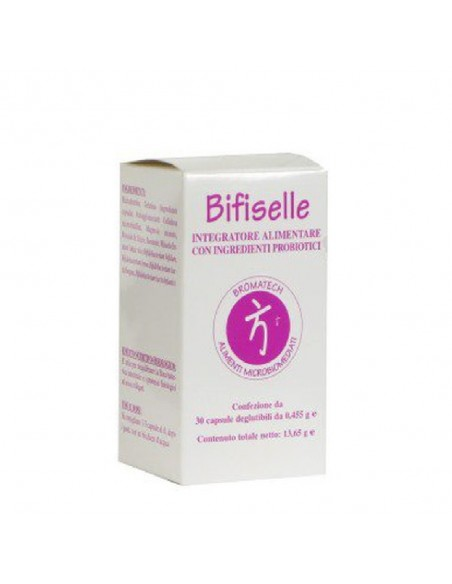 BIFISELLE BROMATECH 30 cápsulas