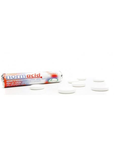 normacid comprimidos 125 g