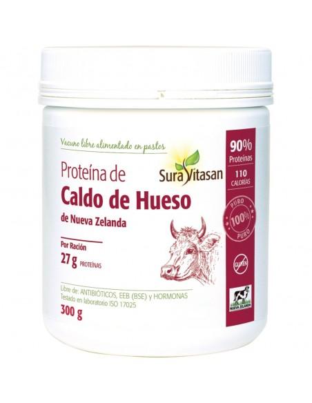 Proteína de Caldo de Hueso  300 g