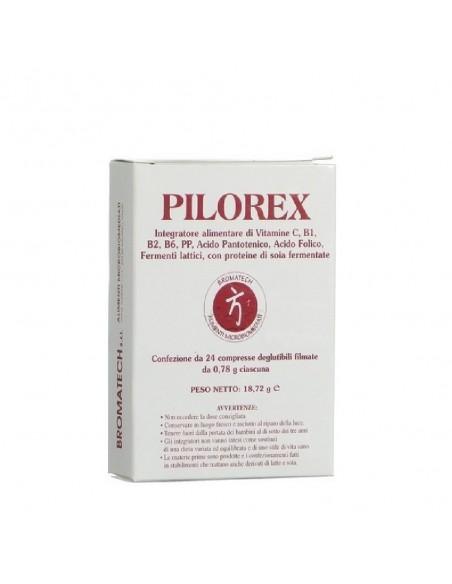 PILOREX BROMATECH 24 cap
