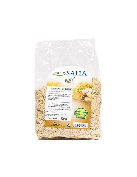 germen de trigo 300gr natursana