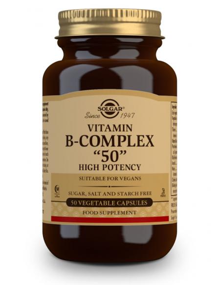 b complex 50 50 c psveg