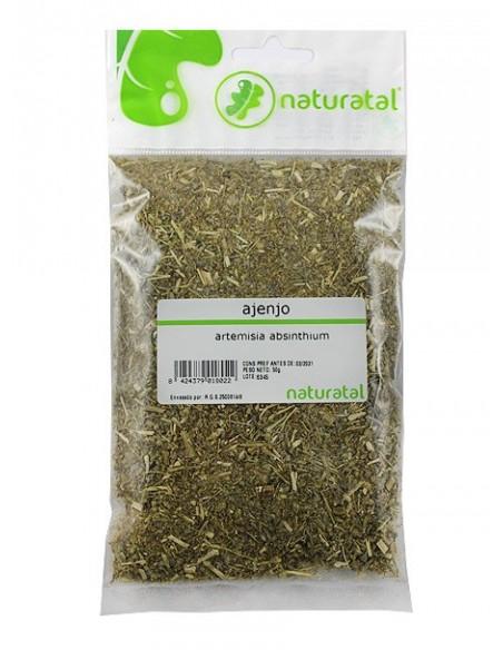 ajenjo mayor artemisia absinthium 50gr