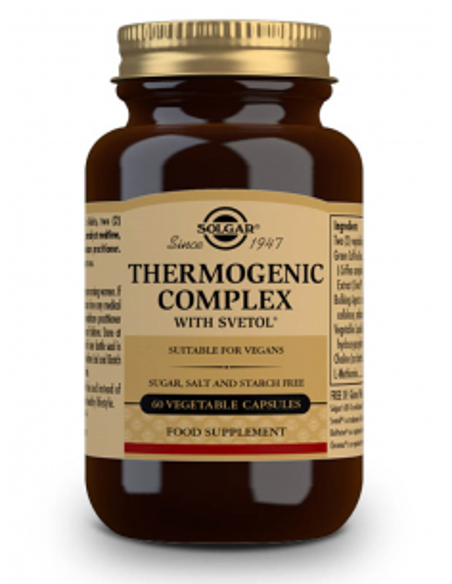 thermogenic complex 60 c psveg