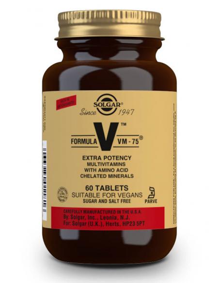 vm 75 60 comprimidos