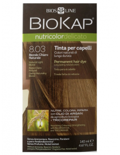 biokap delicato 803 rubio claro natural 140 ml