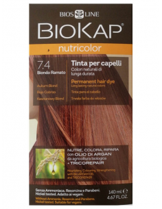 biokap 74 rojo cobrizo 140 ml