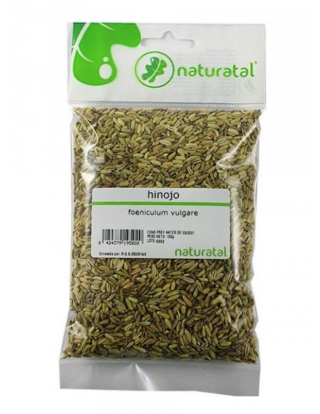 hinojo semillas foeniculum vulgare 100gr